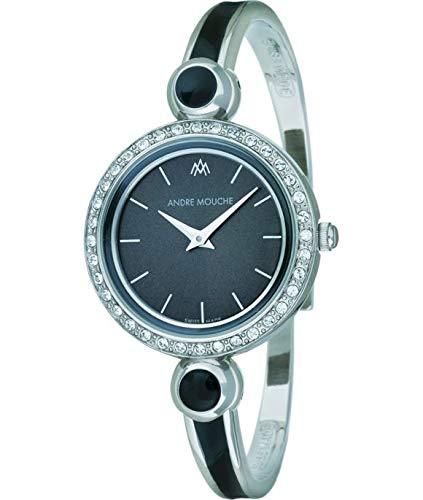 Andre Mouche Aria-Crystal 453-04041 - Reloj de Pulsera para Mujer