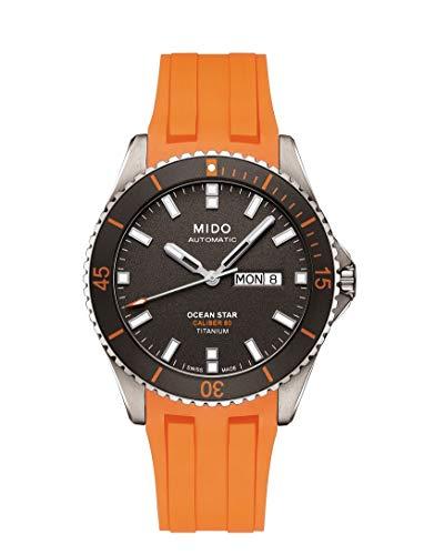 Mido Ocean Star M0264304706100 Reloj Automático para Hombres