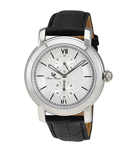 Lucien Piccard Reloj Analógico para Hombre de Cuarzo con Correa en Cuero LP-40026-02S