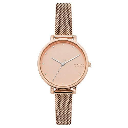 Skagen Hagen - Reloj de Cuarzo analógico para Mujer - SKW7205
