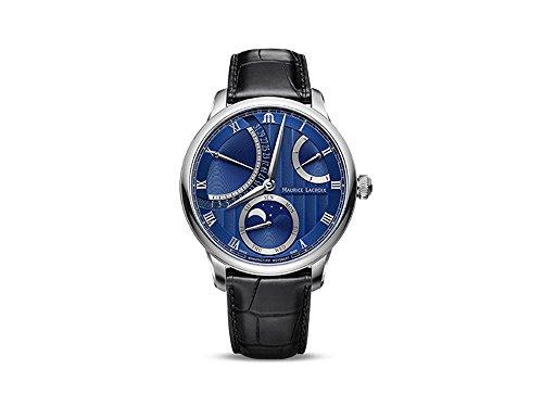 Maurice Lacroix Masterpiece Moon Retrograde MP6588-SS001-431-1 Reloj Automático para Hombres