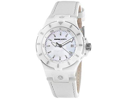 MOMO Design Reloj Informal MD2104WT-12