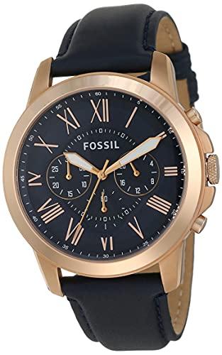 Fossil Reloj de Pulsera FS4835