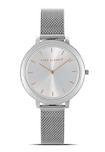 Reloj PURA ALEGRÍA Mujer Silverado