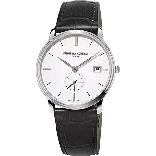 Frederique Constant Geneve Slimline Ladies and Gents Small Second FC-245S4S6 Reloj Unisex