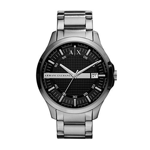 Armani Exchange Reloj Analogico para Hombre de Cuarzo con Correa en Acero Inoxidable AX2103
