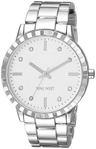 Nine West Uhr Women Silver