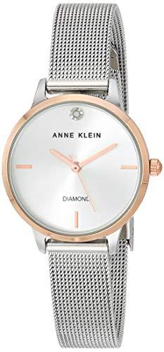 ANNE KLEIN Reloj de Vestir AK/3547SVRT
