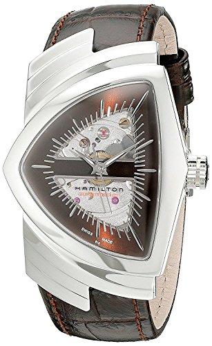 HAMILTON Reloj AMERICAN CLASSIC VENTURA AUTO H24515591 Hombre