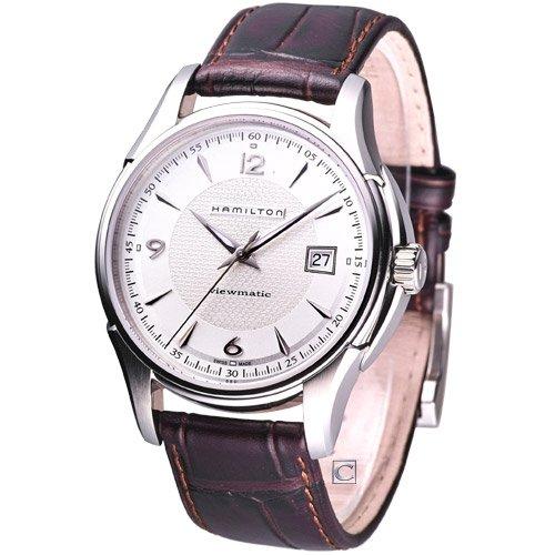 Para hombre Hamilton Jazzmaster Viewmatic Automático Reloj H32515555