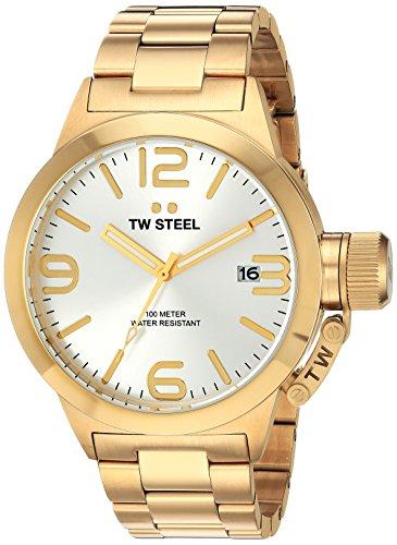 TW Steel Reloj Analogico para Hombre de Cuarzo CB82