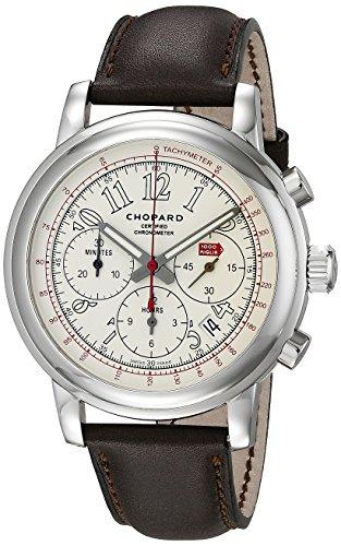 Chopard 168511-3036 LBR - Reloj de Pulsera Hombre, Color Marrón