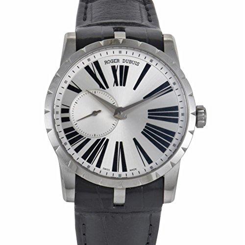 Roger Dubuis Excalibur Automatic-Self-Wind Mens Reloj rddbex0354(Certificado) de Segunda Mano