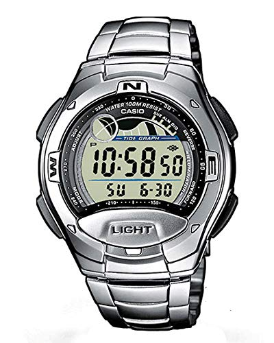 Casio Reloj de Pulsera W-753D-1AVES