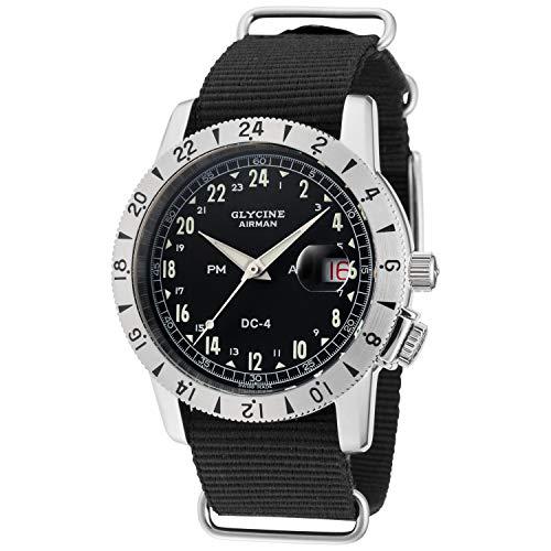 Glycine Airman DC4 relojes hombre GL0072