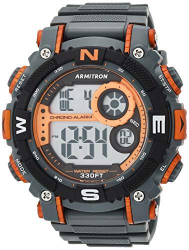 Armitron 40/8284ORG - Reloj para Hombres