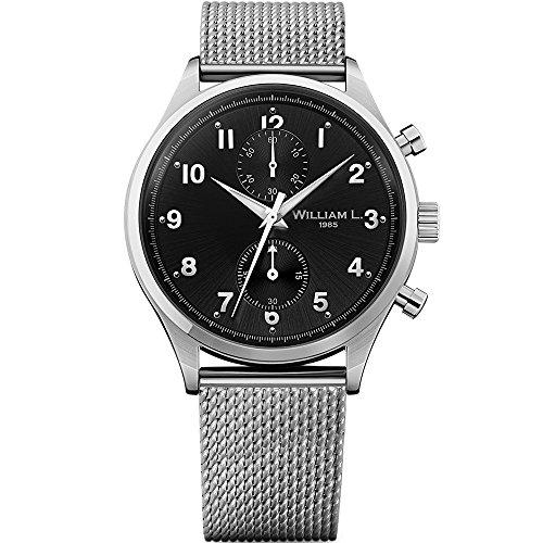 Reloj William L. - para Hombre WLAC02NRMM