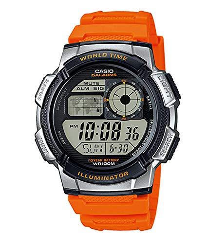 Casio Reloj de Pulsera AE-1000W-4BVEF