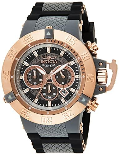 Invicta Subaqua - Noma III 0932 Reloj para Hombre Cuarzo - 50mm