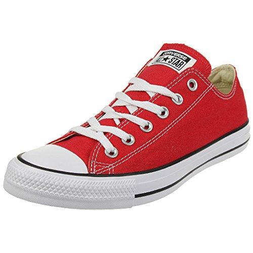 Converse Chuck Taylor All Star OX Schuhe Red - 39,5