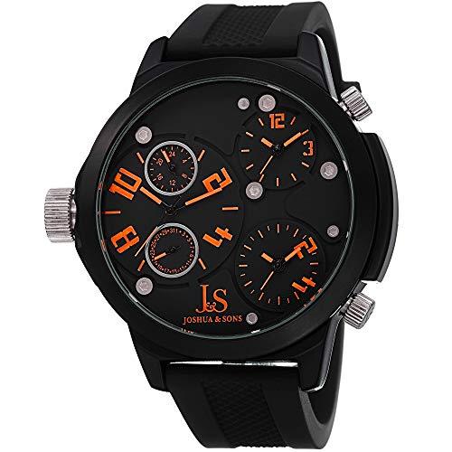 Joshua & Sons JS-40-OR - Reloj para Hombres
