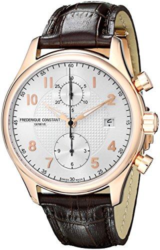 Frederique Constant Geneve Runabout Chronograph FC-393RM5B4 Cronógrafo para Hombres Edición Muy Limitada
