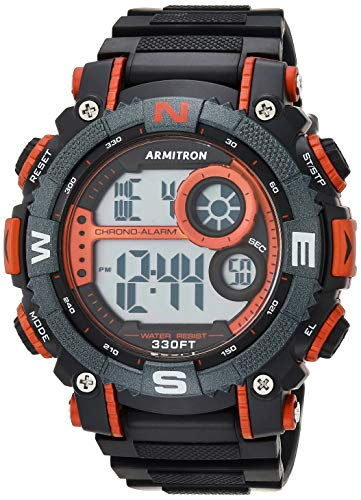 Armitron Reloj Deportivo 40/8284RED