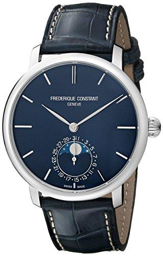 Frederique Constant Manufacture Slimline Moonphase - Reloj