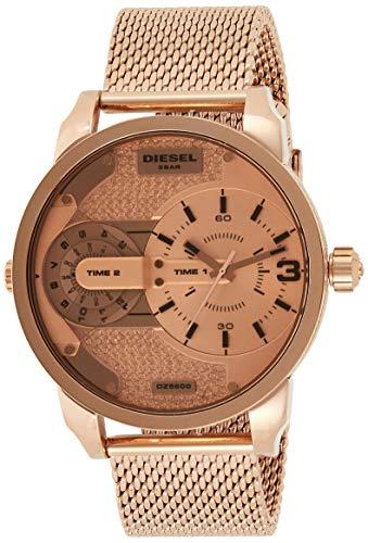 Diesel Reloj Analógico para Mujer de Cuarzo DZ5600