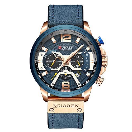 Reloj - Curren - Para  - 8329