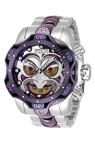 Invicta DC Comics - Joker 33810 Reloj para Hombre Cuarzo - 52.5mm