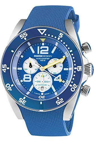 MOMO Design Reloj Informal MD1281BL-51