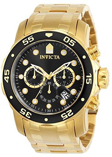 Invicta Pro Diver - SCUBA 0072 Reloj para Hombre Cuarzo - 48mm