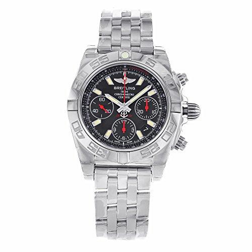 Breitling Chronomat 41ab014112/bb47–378a Acero Inoxidable automático Reloj para Hombre