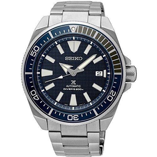 Seiko Prospex SEA Automatik Diver's SRPB49K1 Reloj de Pulsera para hombres Reloj de Buceo