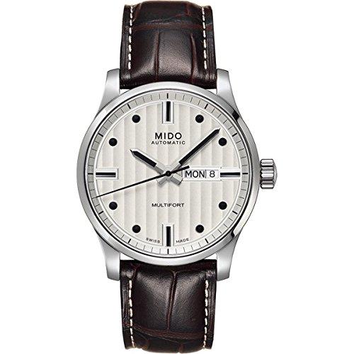 Mido Reloj Analógico para Hombre de Automático con Correa en Cuero M005.430.16.031.80