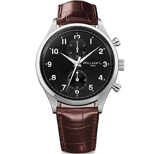 Reloj William L. - para Hombre WLAC02NRCM