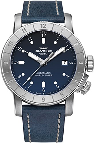 Glycine Airman 42 Double Twelve relojes hombre GL0062