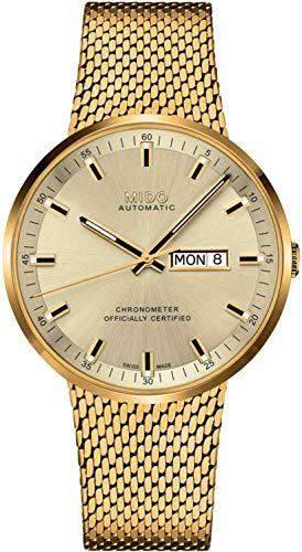 Mido Commander M0316313302100 Reloj Automático para Hombres