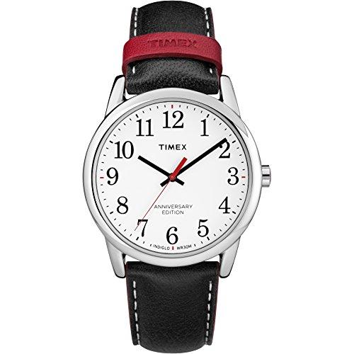 Timex - Reloj de pulsera para hombre, fácil de leer, 40 aniversario