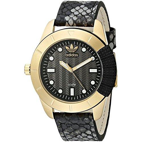 adidas Reloj Análogo clásico para Mujer de Cuarzo con Correa en Cuero ADH3052