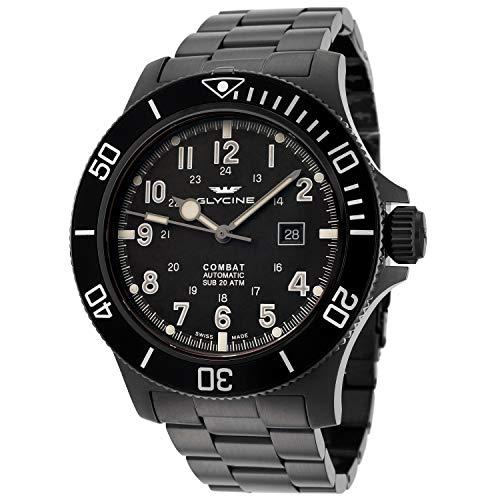 Glycine Combat Sub 48 relojes hombre GL0096