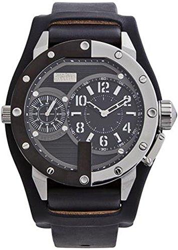 Jean Paul Gaultier Hombre Reloj de Pulsera analógico Cuarzo Piel 8500404
