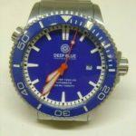 Relojes Deep Blue