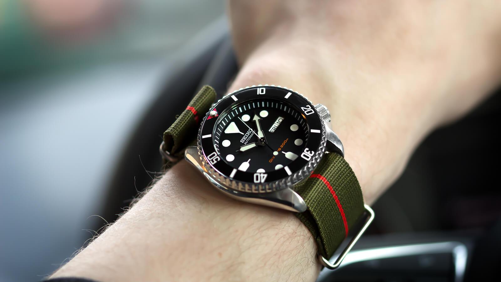 Correa de reloj NATO
